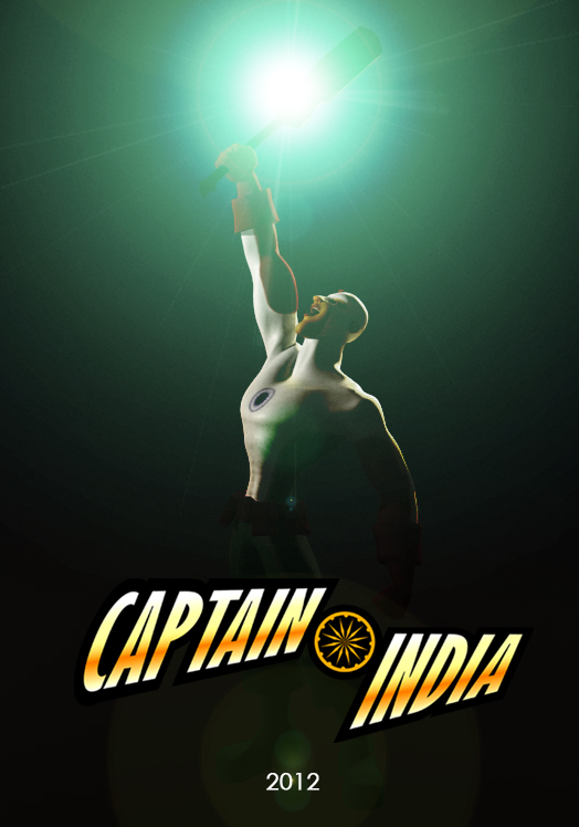 Captain India - the best animated movie in India's history